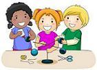 cartoon science kids