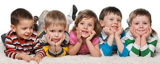kids in a ro