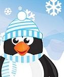 winter penquin