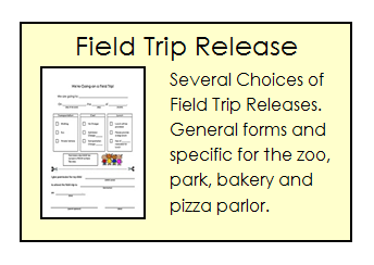 Free Daycare Forms
