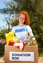 volunteer gir